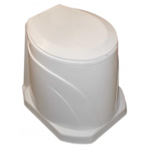 توالت فرنگی پلاستیکی سیار