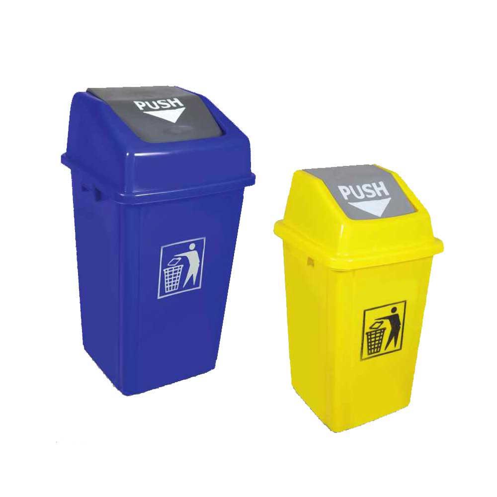 مخزن و سطل زباله پلاستیکی